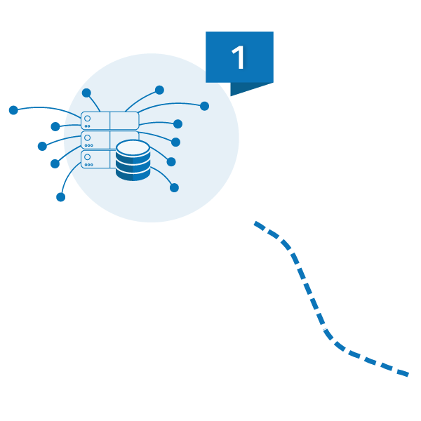 Acquisition et collecte des données des automates industriels IoT industriel