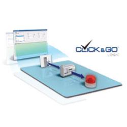 Click & Go control logic