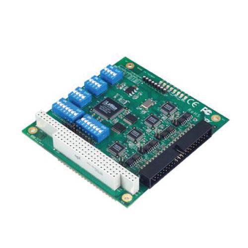 Carte série PC/104 Séries CA-114 Moxa