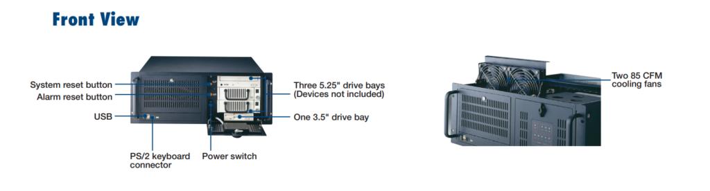 Apparence-Châssis-industriel-rackable-2U-ACP-4000-Advantech