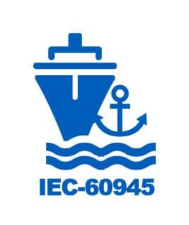 Certification-IEC-60945