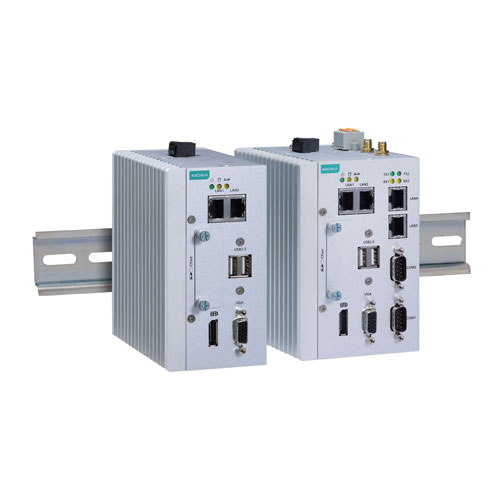 PC industriel embarqué fanless UC-1100
