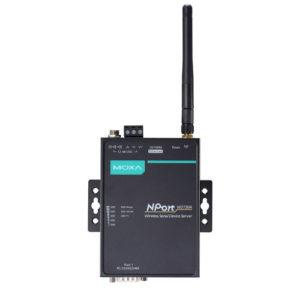 Serveur de périphériques série RS-232/422/485 sans fil NPort W2150A