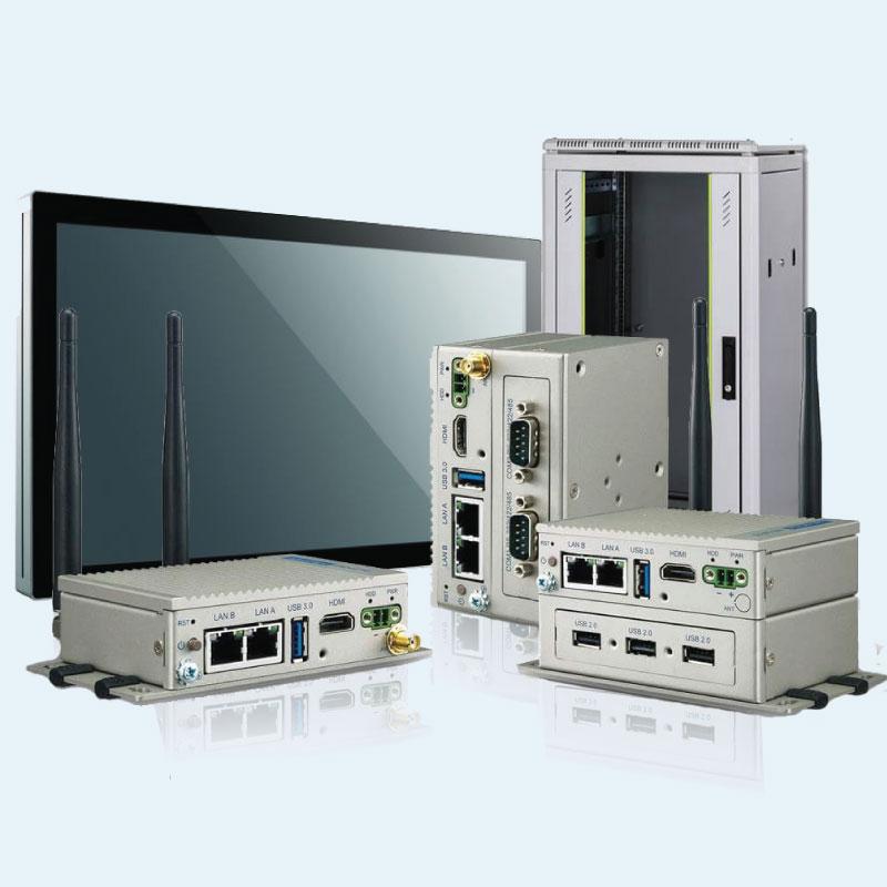 écran industriel et panel pc - pc industriel - pc embarqué - pc fanless industriel - ordinateur à carte unique embarqué