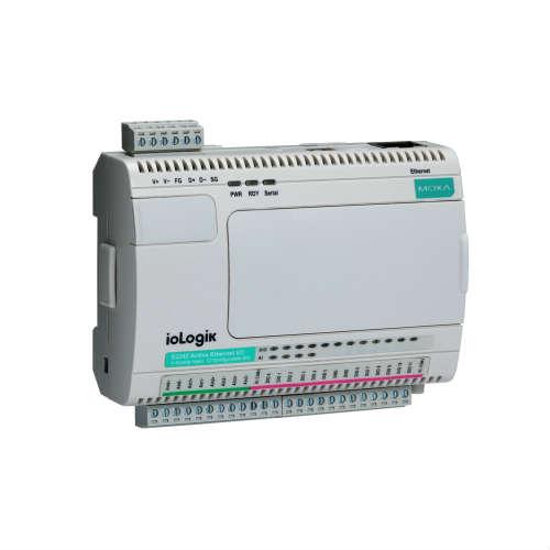 E/S Ethernet à distance iologik E2200 Moxa