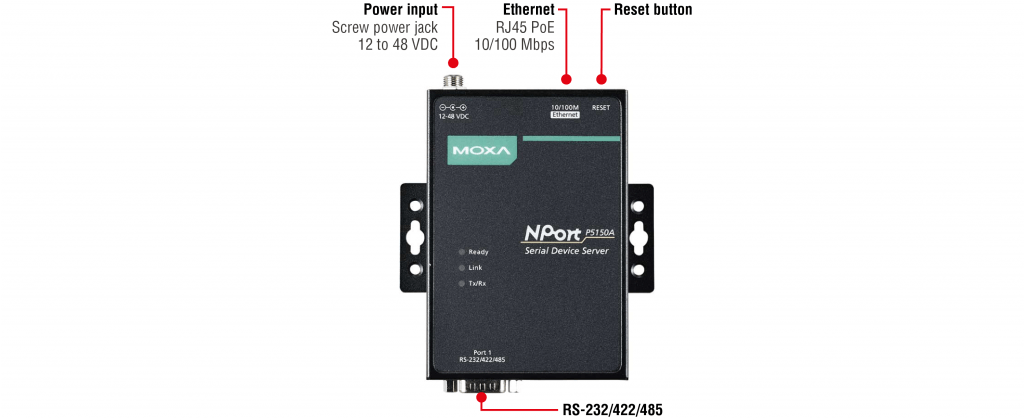 nport-p5150a-series