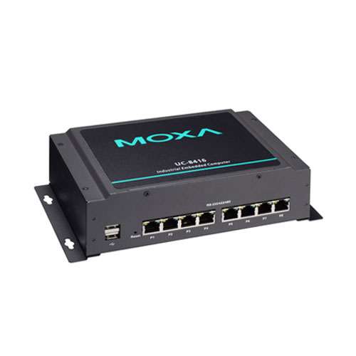 PC ARM embarqué industriel sans fil UC-8416/8418-Moxa