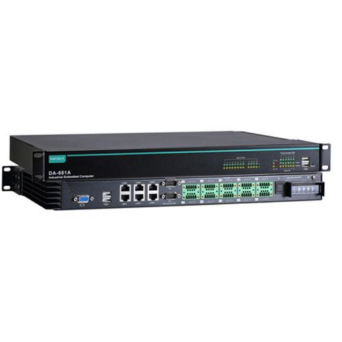 PC x86 embarqué DA-681A Moxa