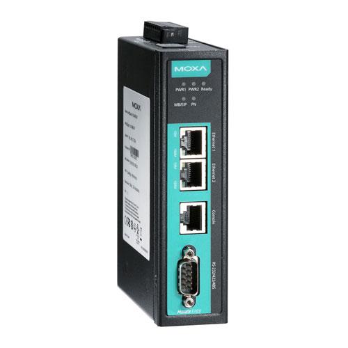 Passerelle Ethenet/IP, Modbus et Profinet MGate 5103