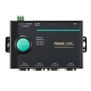 Passerelle Modbus MGate MB3480