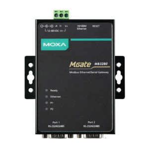 Passerelle Modbus série MGate MB3280 Moxa