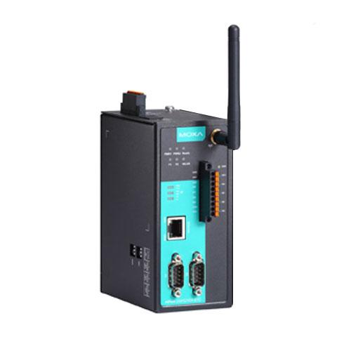 Serveur de périphérique série RS 232 422 485 sans fil NPort IAW5250A-6 IO