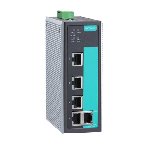 Switch-Ethernet-administrable-EDS-405A-Moxa-3