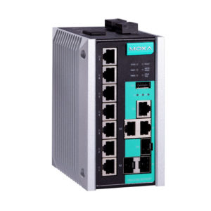 Switch Ethernet administrable EDS 510E Moxa