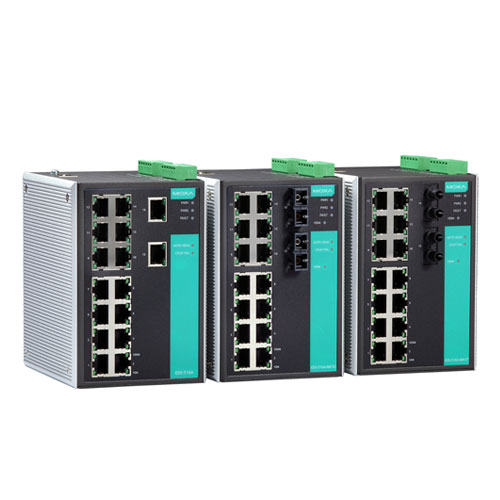 Switch Ethernet administrable EDS