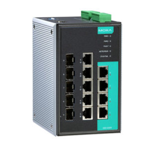 Switch Ethernet administrable EDS-G509 Moxa