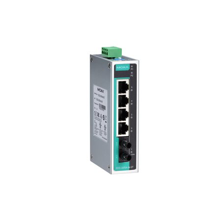 Switch Ethernet non administrable EDS-205A-M-ST