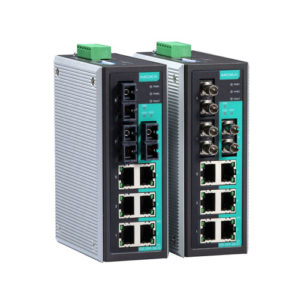 Switch Ethernet non administrable EDS-309 Moxa