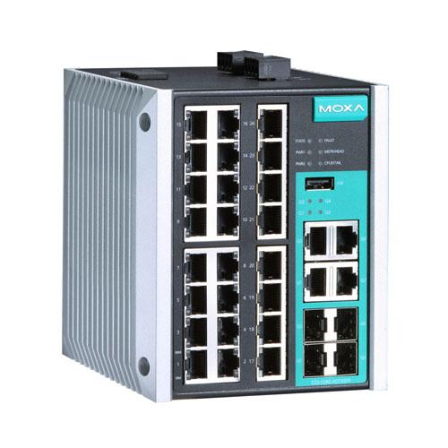 Switch-Gigabit-Ethernet-administrable-EDS-528E-Moxa