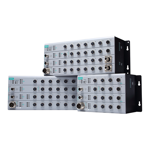Switch Ethernet administrable TN-4500A Moxa