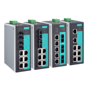 Switches Ethernet administrables EDS 408A