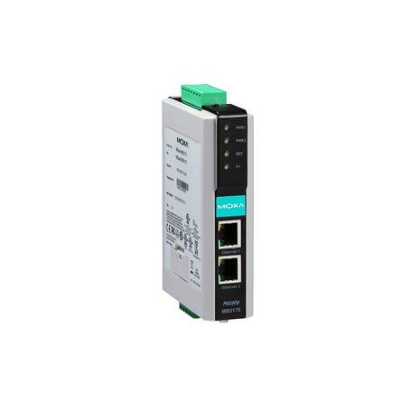 Passerelles Modbus série à Ethernet