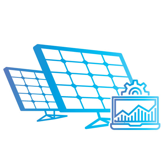 surveiller la centrale solaire