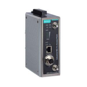 Points d'accès wifi industriels pour les applications ferroviaires AWK-3131A-RCC Moxa