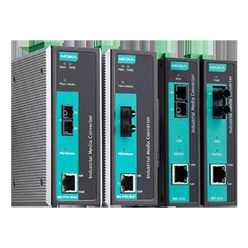 Convertisseur Ethernet vers fibre optique