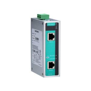 Injecteur PoE+ Gigabit INJ24A - Moxa