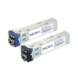 Modules SFP fast Ethernet Série SFP-1FE Moxa