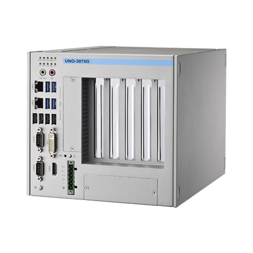 PC industriel fanless UNO-3075G Advantech