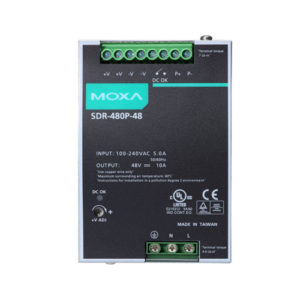 Power supply sources d'alimentation - série Power Supply SDR - Moxa