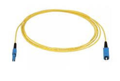 Jarretières optiques LC push-pull vers SC simplex