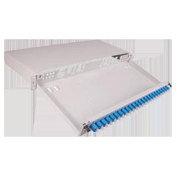 Panneaux de brassage fibre optique