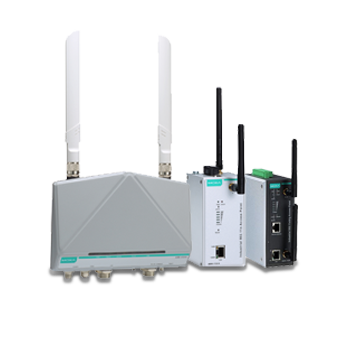 Points d'accès WiFi industriels