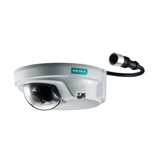Caméra IP industrielle HD VPort P06-1MP-M12 Moxa 1