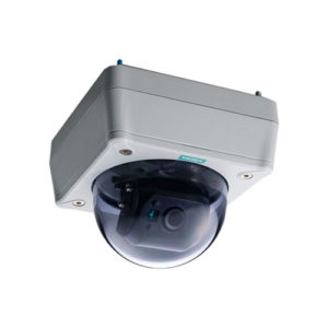 Caméra IP industrielle HD VPort P16-1MP-M12 Moxa