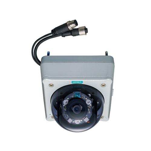 Caméra IP industrielle VPort P16-2MR Moxa 1