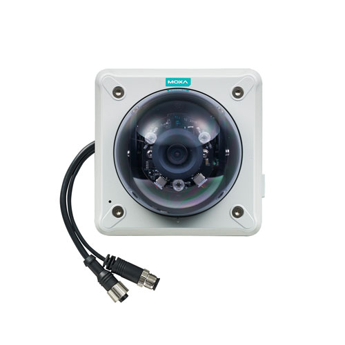 Caméra IP industrielle VPort P16-2MR Moxa 3