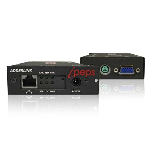 KVM sur IP ADDERLink ipeps