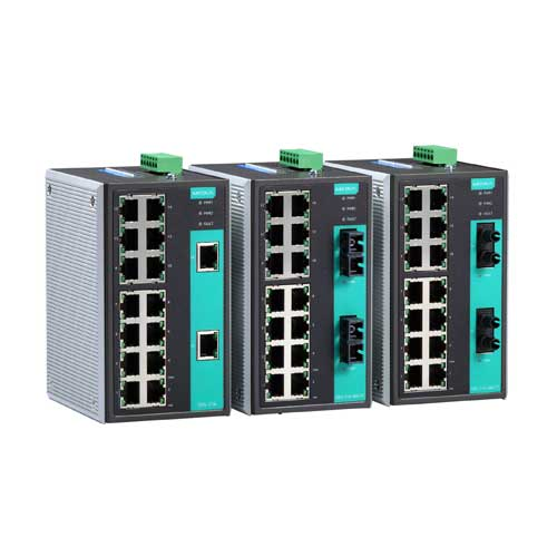Switch Ethernet non administrable MOXA EDS-316
