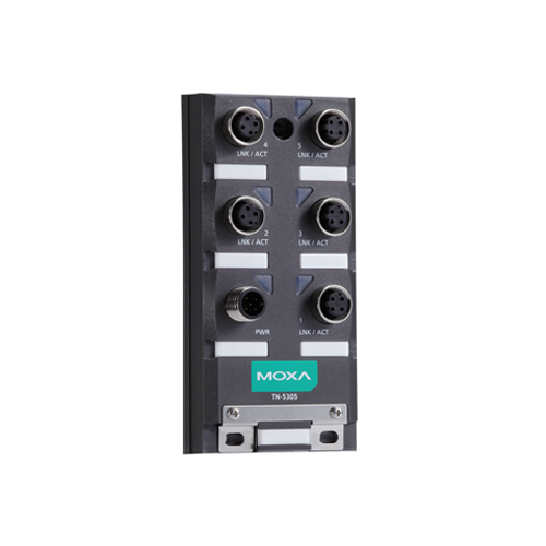 Switch Ethernet non administrable TN-5305 Moxa