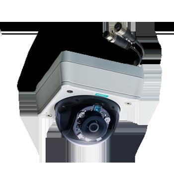 Caméras de surveillance industrielles