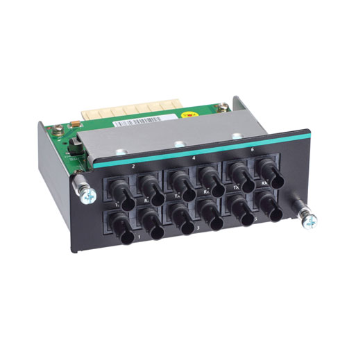 Module Switch Ethernet administrable IM-6700A