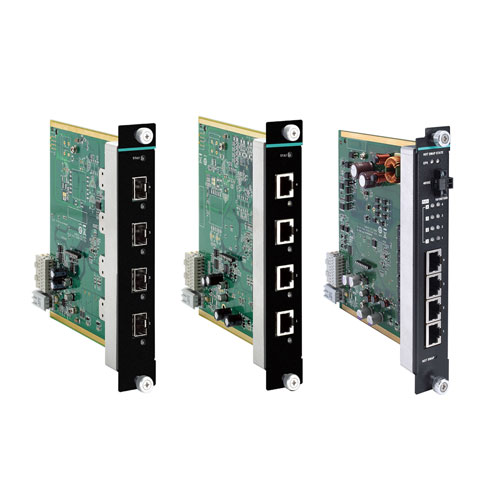 Module Switch Ethernet administrable IM-G7000A Moxa