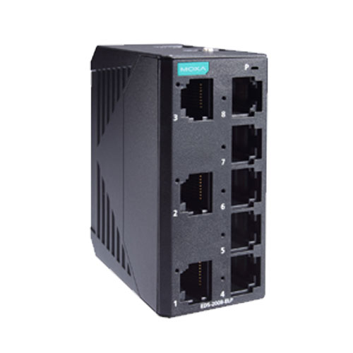Switch Ethernet non administrable EDS-2008-ELP
