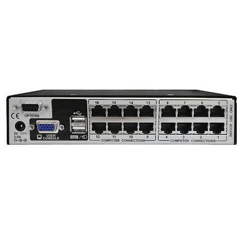 Switch KVM sur IP ADDERView CATxIP 5000