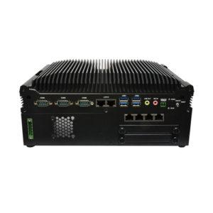 PC fanless industriel Lanner LEC-2290