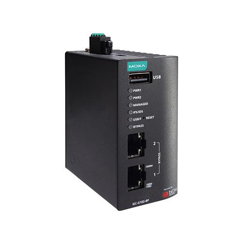 Moxa IEC-G102-BP Image